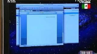 ¿Qué Necesitas para Hacer una Carta o un Documento en tu Computadora? (15-09-2011)