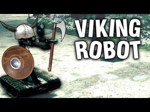 Battlefield 3 Beta - Robot Viking EOD Killing Spree Commentary