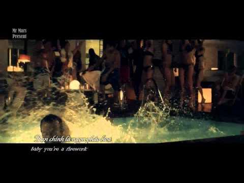 [vietsub] Firework - Katy Perry Live (MV HD)