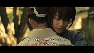 Live-Action Rurouni Kenshin Sequels 2014 Teaser Trailer [English Subbed]