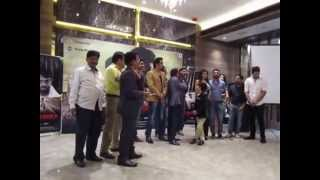 LAUNCH OF FILM RANBANKA  TRAILER AND SONG PROMO WITH CAST AND CREW