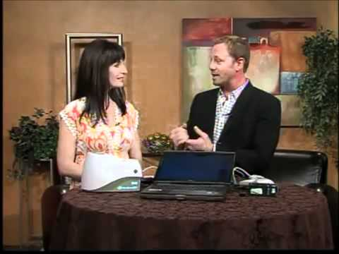 Actor Ian Ziering talks about the Galvanic Spa & Biophotonic Scanner