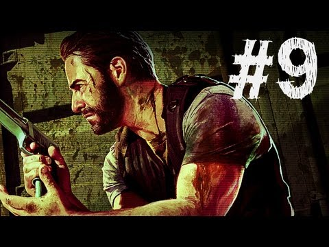 Max Payne 3 - Gameplay Walkthrough - Part 9 - WHAT A NEIGHBORHOOD (Xbox 360/PS3/PC) [HD]
