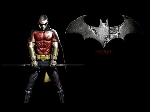 Batman Arkham City - Robin Gameplay DLC & Impressions (EVERY ROBIN SUIT!!)