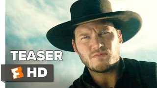 The Magnificent Seven Official Teaser Trailer #1 (2016) - Chris Pratt Movie HD
