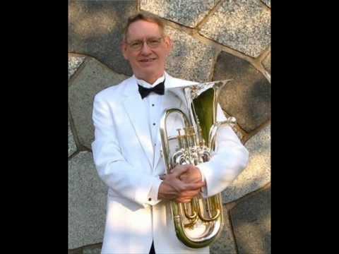 Euphonium Solo - La Belle Americaine, David Werden
