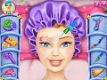 Фрагмент с средины видео - Barbie Makeup And Cosmetic Game - Barbie Games for Girls