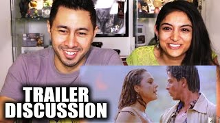 VEER ZAARA Trailer Discussion by Jaby & Fizaa Dosani!
