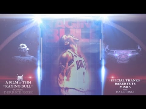 Derrick Rose - Raging Bull - 2012 Season mix