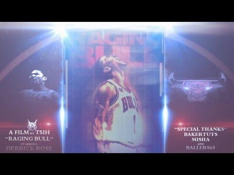Derrick Rose - Raging Bull - 2012 Season mix