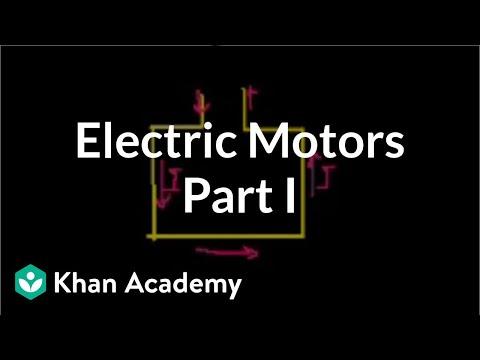 Magnetism 9: Electric Motors