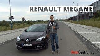 Renault Megane 1.2 TCe 130 KM, 2014 - test AutoCentrum.pl