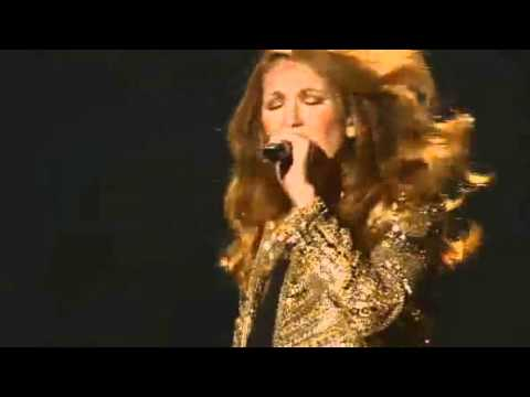 Celine Dion - Live in Las Vegas 2011 - Man in the Mirror