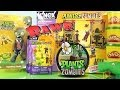 Plants Vs Zombies Super Unboxing Wild West Playset Surprise Packs Play Doh By Disney Cars Toy Club