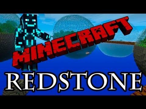 MINECRAFT - Biosfera - MOD Épico com o REDSTONE!