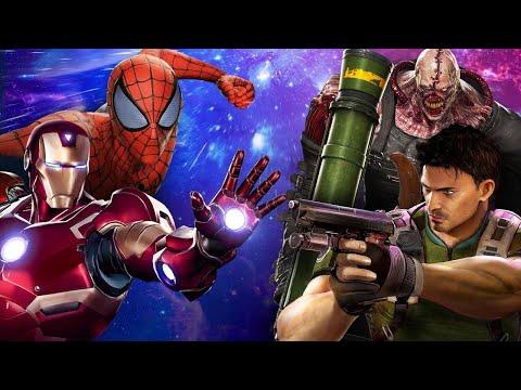 Marvel vs. Capcom: Infinite - The Avengers take on Resi Evil - UCKy1dAqELo0zrOtPkf0eTMw