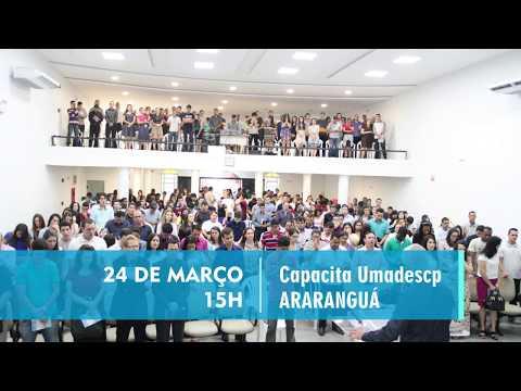 Agenda AD Içara - Dias 24 a 26 de março de 2018