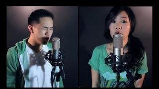 Justin Bieber ft. Chris Brown - UP (Cover) Megan Lee & Jason Chen