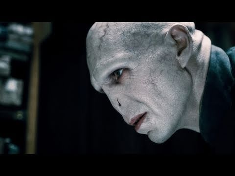 "Harry Potter 7 part 2 Voldemort ""Come to Die"" Deathly Hallows movie clip 2011"