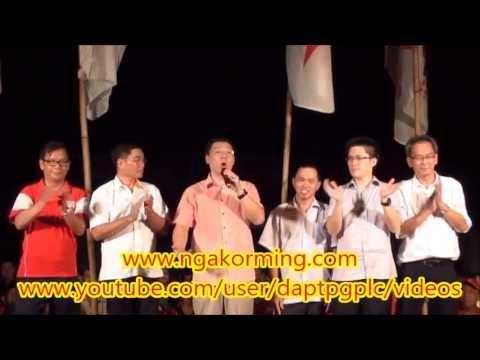 倪可敏-保阁亚三街头演讲 2013-4-15 Part 3/3