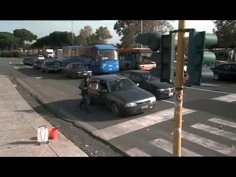 """Fiat Croma in """"Gente di Roma"""""""
