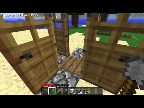 Let's Play Minecraft - Episode 2: Mob Trap Delights