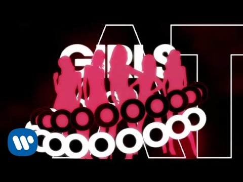 David Guetta feat Flo Rida & Nicki Minaj - Where Them Girls At - Lyrics video -pESsKRCg6pQ