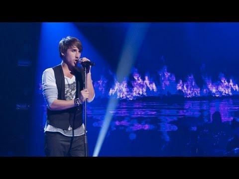 Kye Sones sings a Rihanna/Eminem/Dido Medley - Live Week 2 - The X Factor UK 2012