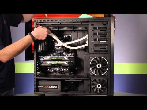 ORIGIN Gensis Overclocked Quad SLI Gaming PC Review - Dual GTX 690s
