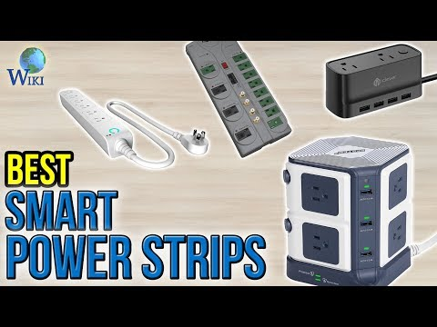 8 Best Smart Power Strips 2017 - UCXAHpX2xDhmjqtA-ANgsGmw