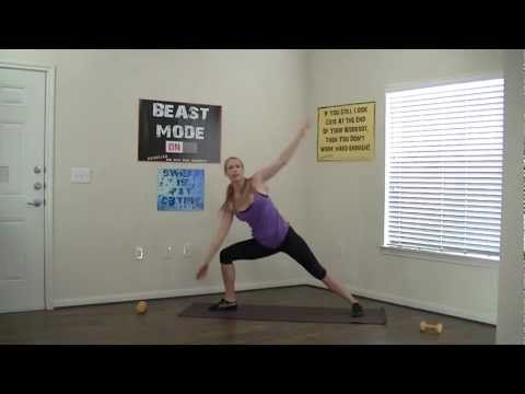 30 Min Yoga Cardio Workout - HASfit Yoga Weight Loss Exercises - Yoga Lose Weight - Yoga Aerobic