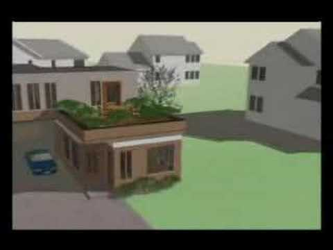 Sustainable Modular home
