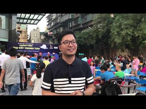 Sky City Towers – Vui Tết Trung Thu