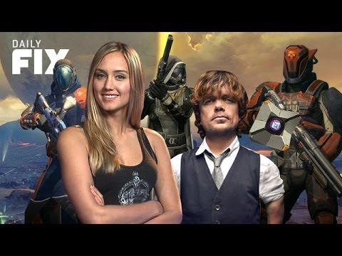 Destiny's Dinklage VO Changes & Accolades   IGN Daily Fix - UCKy1dAqELo0zrOtPkf0eTMw