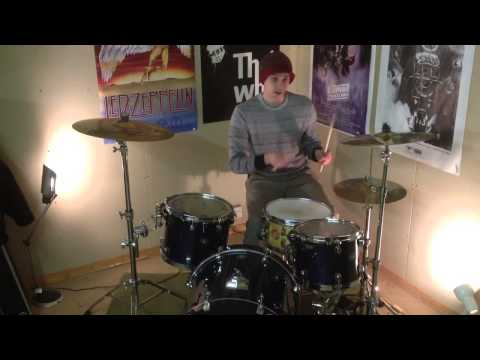 'Violence' -By Blink 182 - Intro Drum Fill- Requested Lesson
