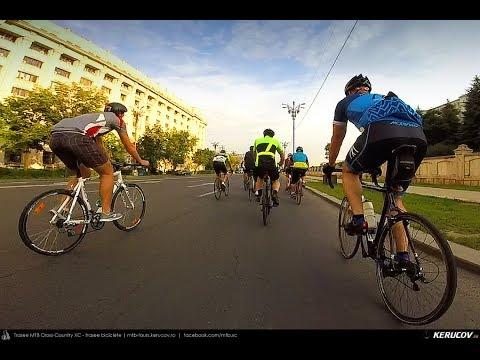 VIDEOCLIP Miercurea Bicicletei / tura 31 mai 2017 [VIDEO]