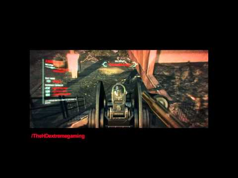 Crysis 2 Demo Gameplay [nVIDIA GTX295 & i7] [HD]