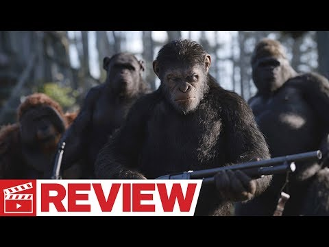 War for the Planet of the Apes (2017) Movie Review - UCKy1dAqELo0zrOtPkf0eTMw