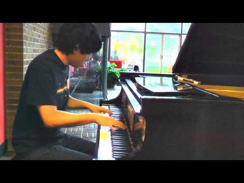 Katy Perry - ET (Will Ting Piano Cover) Music Video