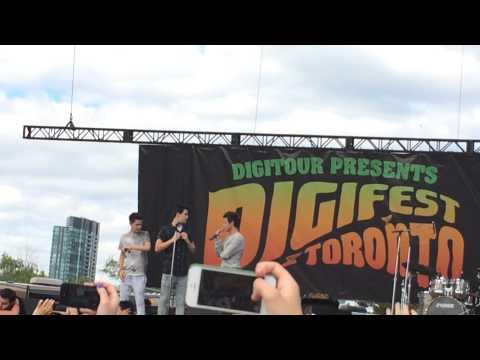 Cameron Dallas, Nash Grier & Carter Reynolds - Twerking & Canadian Accents