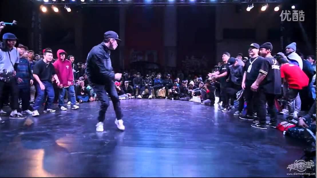 JAPAN (BBOY ISSEI KAKU SHIGEKIX SHUVAN...) VS SOUTHEST | HUSTLE & FREEZE 2014