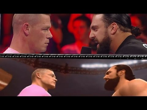 GAMING REMAKE  Damien Sandow cashes in - WWE '13