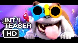 Rio 2 Official International Teaser Trailer (2014) - Anne Hathaway Animated Movie HD