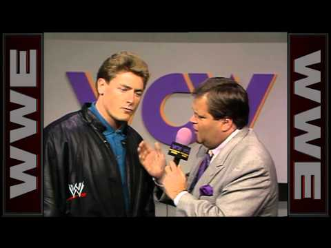 William Regal makes his WCW television debut: WCW Saturday Night, January 30, 1993