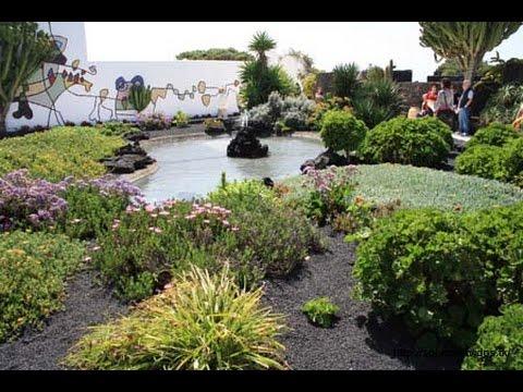 Costa Serena - Lanzarote: House-Museum of Cesar Manrique