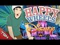 Happy Wheels: DISNEY