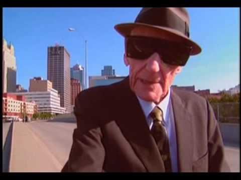 U2 & William S. Burroughs (Last Night on Earth)