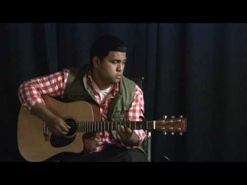 Love Song Medley - JussJef Acoustic Guitar (Original)