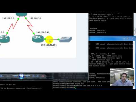Configuring Cisco Router (Part 2)