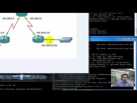 Configuring Cisco Router (Part 2)